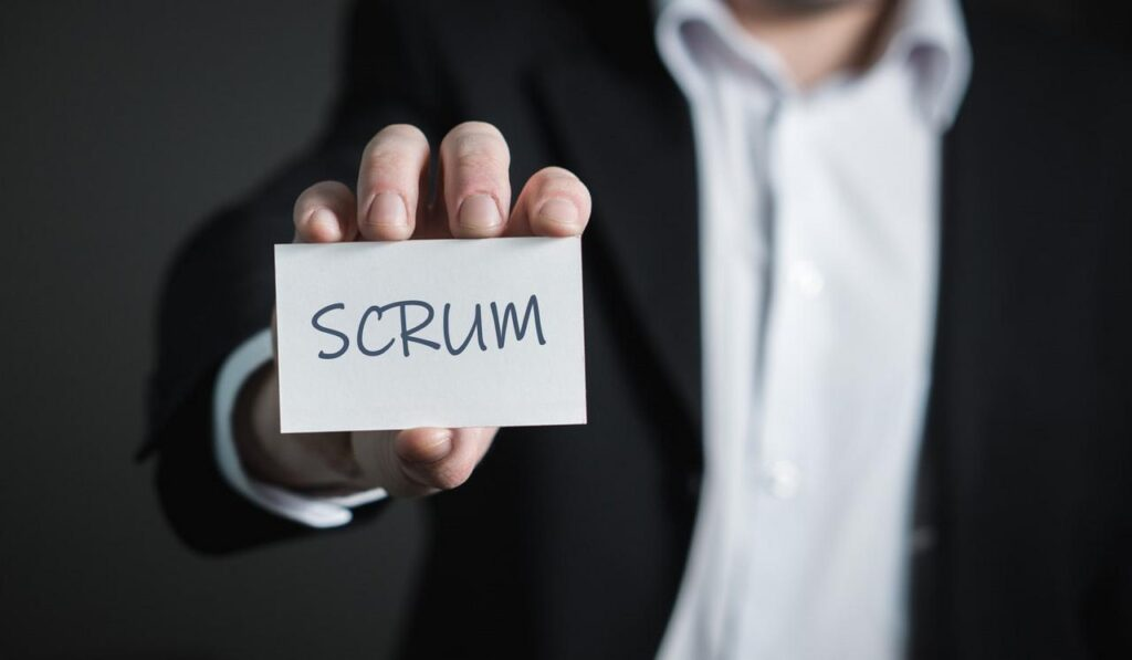 Scrum as a methodology for agile project management