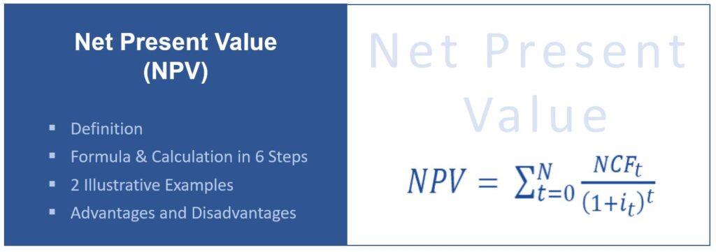 Net Present Value Title Pic
