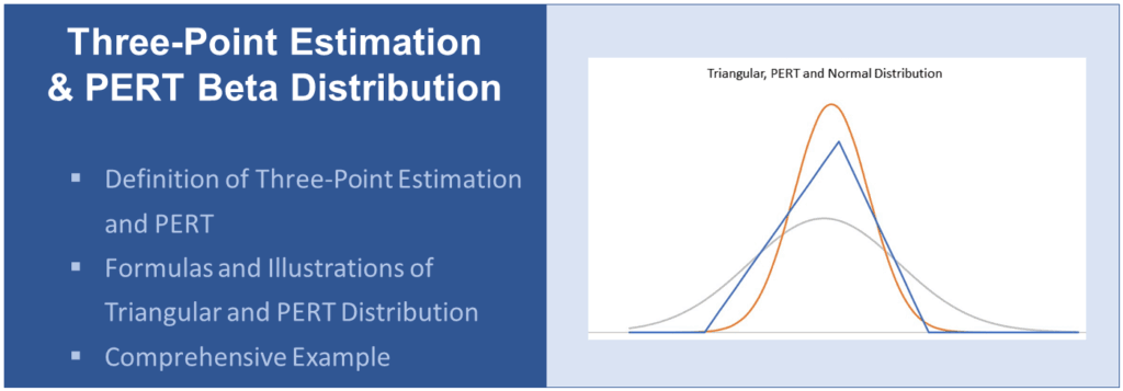 Title Three-Point Estimation and PERT