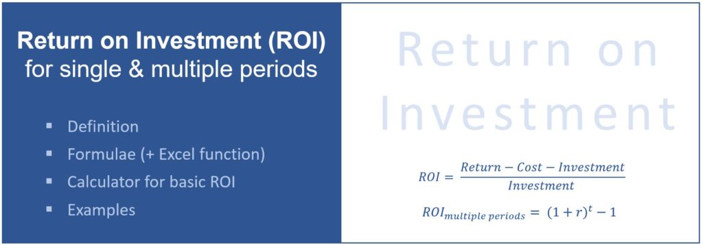 investment multiple definition